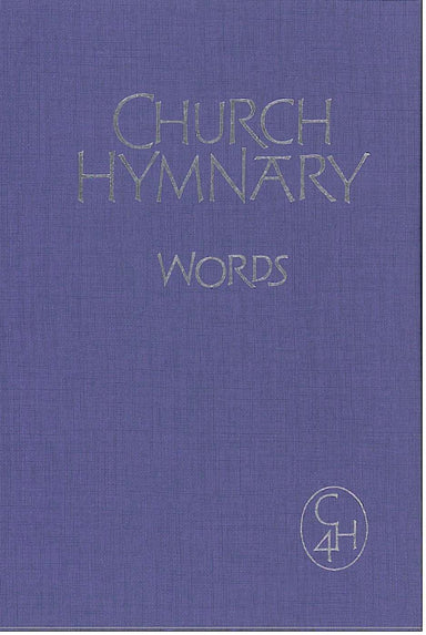 Image of Church Hymnary 4 Words Only Edition other