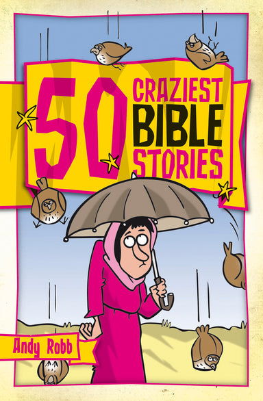 Image of 50 Craziest Bible Stories other