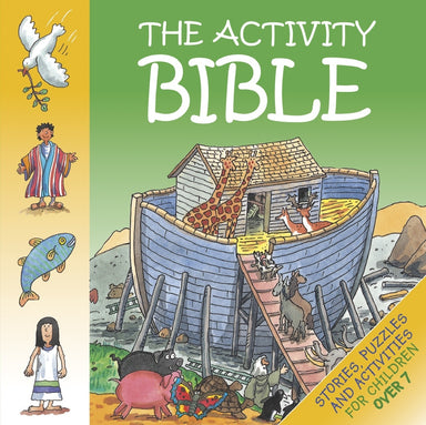 Image of The Activity Bible other