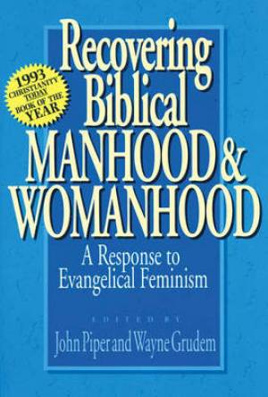 Image of Recovering Biblical Manhood and Womanhood other