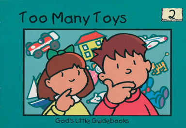 Image of Too Many Toys other