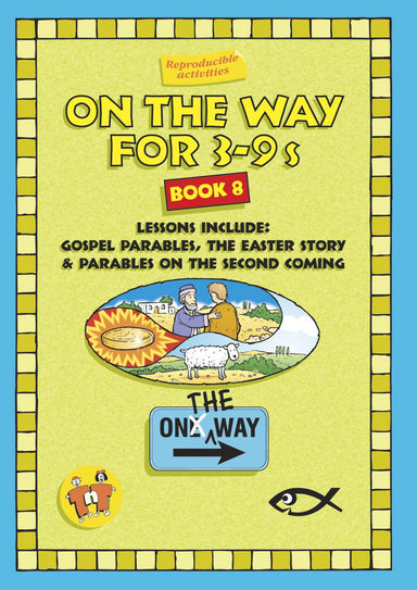 Image of On the Way 3-9's Book 8 other