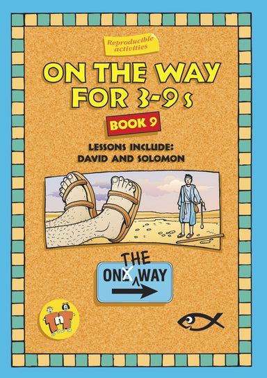 Image of On the Way for 3 to 9s : Bk. 9 other