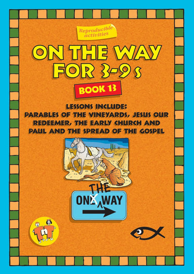 Image of On the Way for 3 to 9s : Bk. 13 other