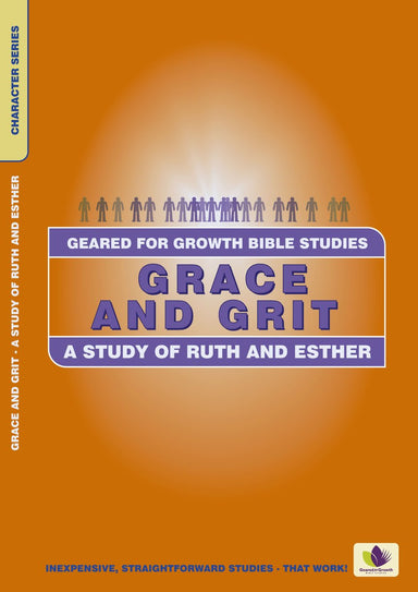 Image of Geared for Growth - Grace And Grit - Ruth And Esther other