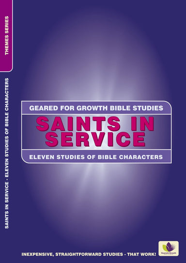 Image of Saints in Service - 12 Bible Characters other