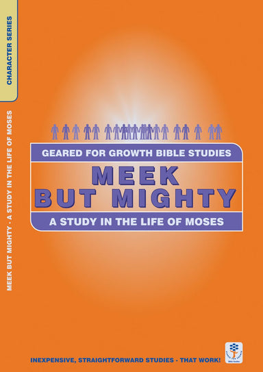 Image of Study Life of Moses - Meek But Mighty other