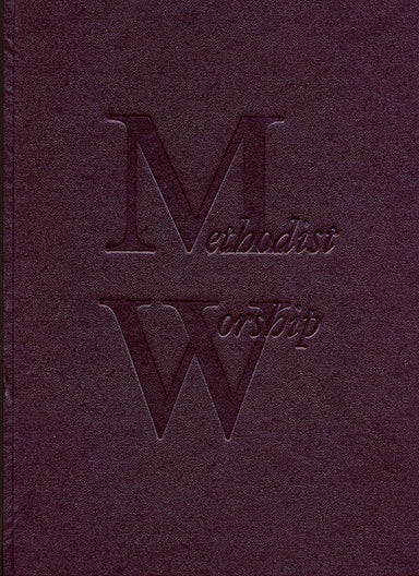 Image of The Methodist Worship Book other