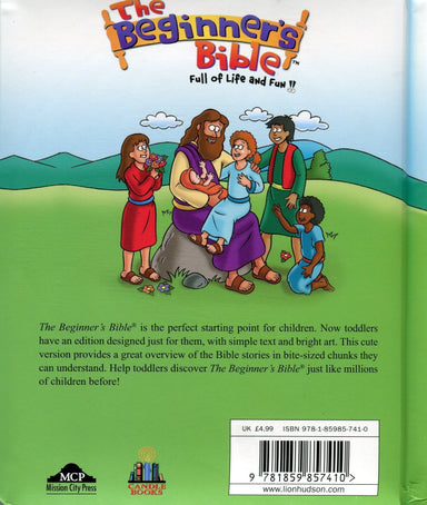 Image of The Beginner's Bible for Toddlers other
