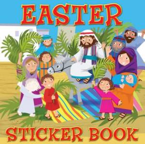 Image of Easter Sticker Book other
