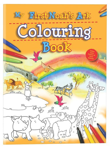 Image of My First Noah's Ark Colouring Book other