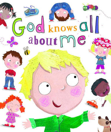 Image of God Knows All About Me other
