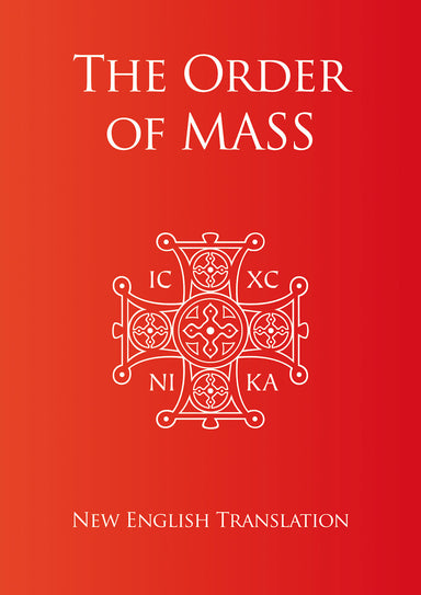 Image of Order of Mass in English other