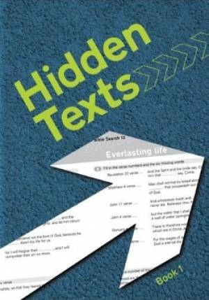 Image of Hidden Text Book H1 other