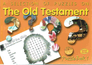 Image of Puzzles on the Old Testament Puzzle Book other