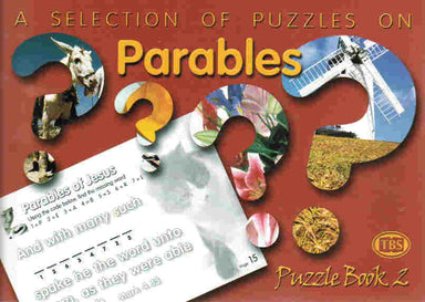Image of Puzzles on Parables Puzzle Book other