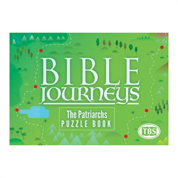 Image of Bible Journeys: The Patriarchs Puzzle Book other