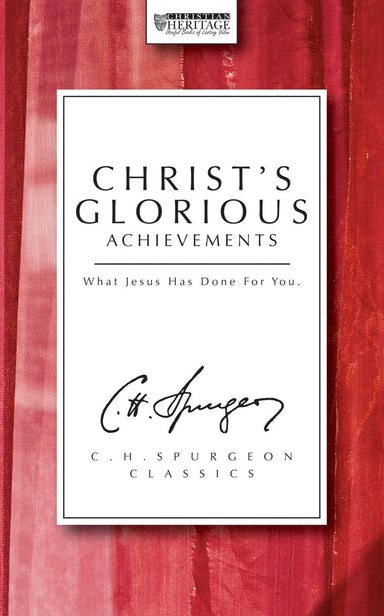 Image of Christ's Glorious Achievements other