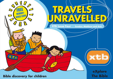 Image of XTB 4: Travels Unravelled other