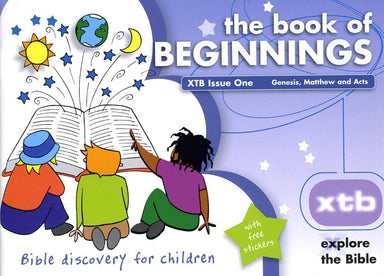 Image of XTB 1: The Book of Beginnings other
