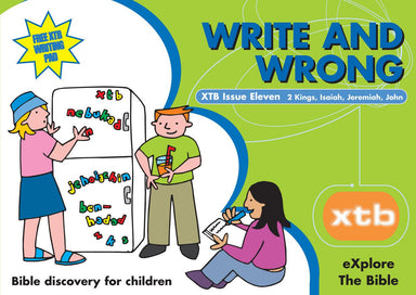 Image of XTB 11: Write and Wrong other