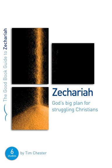 Image of Zechariah : God's Big Plan for Struggling Christians other