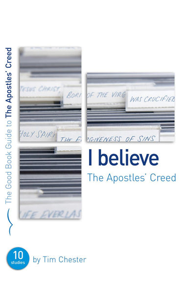 Image of I Believe : The Apostles' Creed other