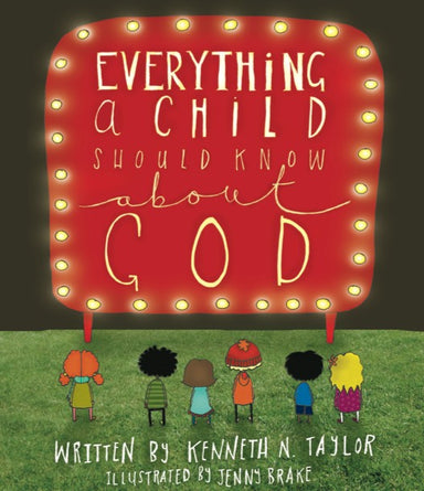 Image of Everything A Child Should Know About God other