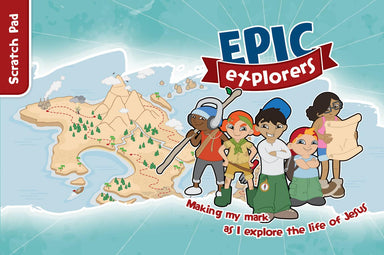 Image of Epic Explorers Scratch Pad other
