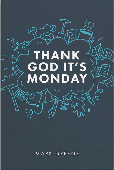Image of Thank God It's Monday other