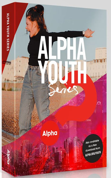Image of Alpha Youth Series DVD other