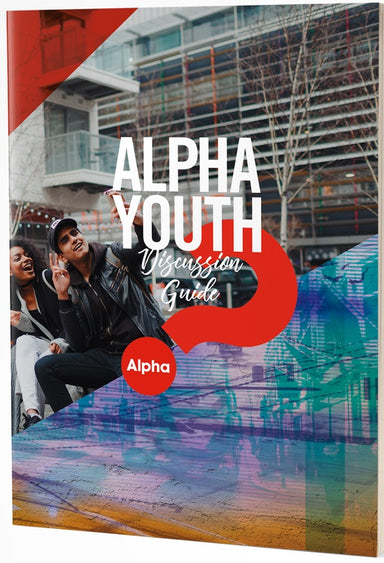 Image of Alpha Youth Series Discussion Guide other