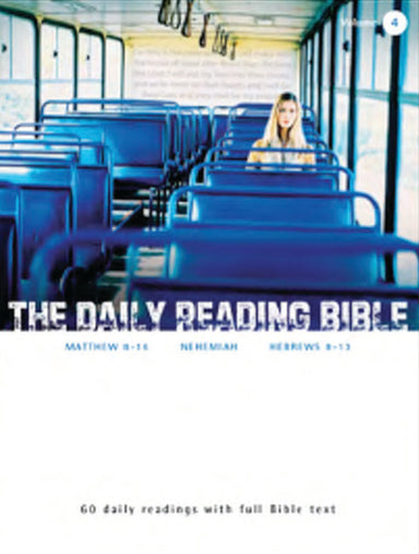 Image of The Daily Reading Bible Vol 4 other
