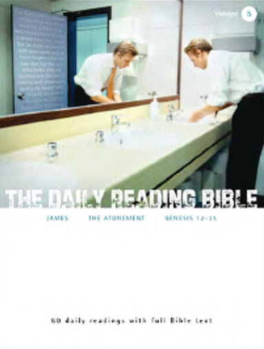 Image of The Daily Reading Bible Vol 5 other