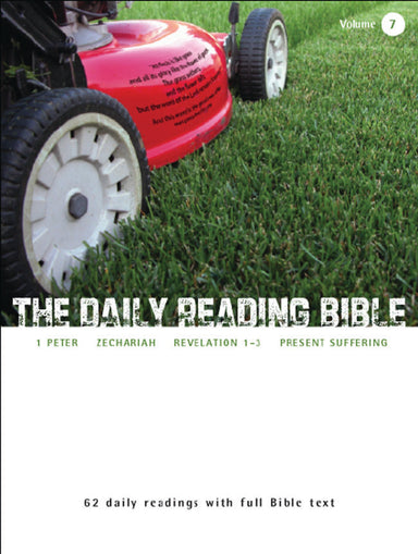 Image of The Daily Reading Bible Vol 7 other