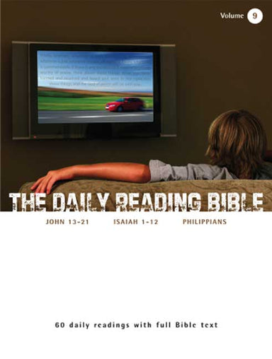 Image of Daily reading Bible Volume 9 other