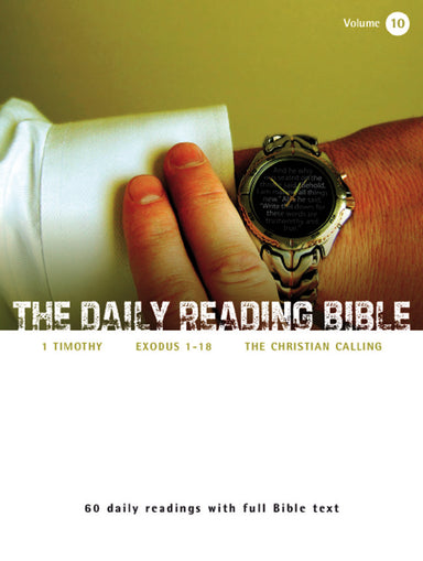 Image of The Daily Reading Bible Vol 10 other