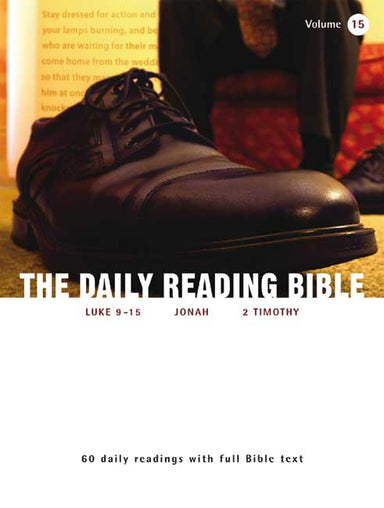 Image of The Daily Reading Bible Volume 15 other