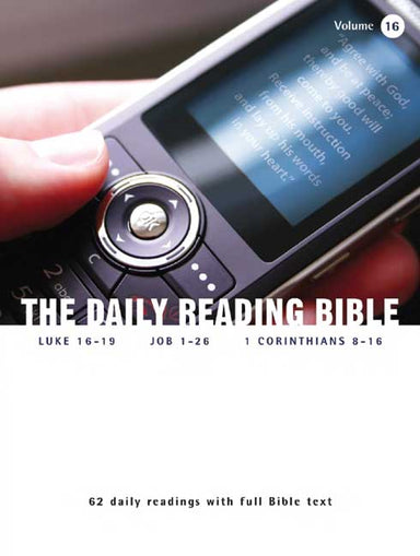 Image of Daily reading Bible Volume 16 other