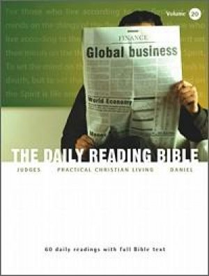 Image of Daily Reading Bible - Volume 20 other