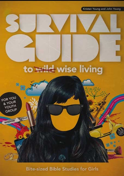 Image of Survival Guide to Wise Living (Girls) other