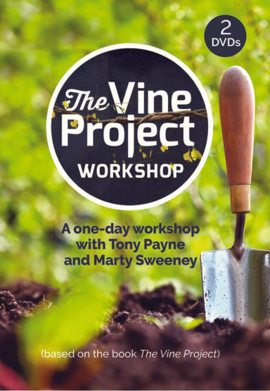 Image of The Vine Project Workshop DVD other