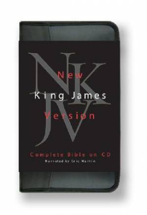 Image of NKJV Complete Bible Audio CD other