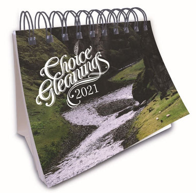 Image of 2021 Choice Gleanings Desk Calendar other