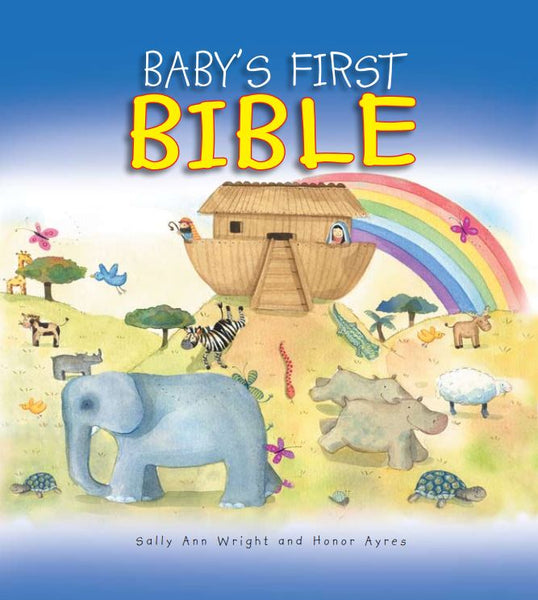 Image of Baby's First Bible other