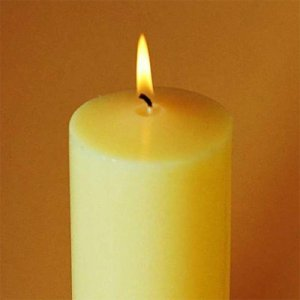 "Image of Church Candles 12"" x 1.25"" Pack of 12 other"