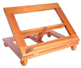 Image of Bible Stand - (Natural) 10in x 8in other