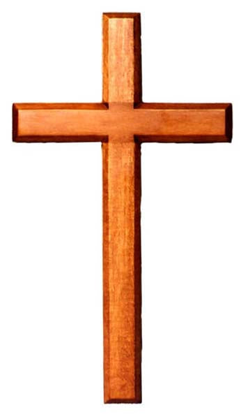 Image of Cross 30cm Hanging other