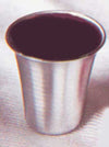 Image of Stainless Steel Cups: 1.125 inch High, Pack of 12 other