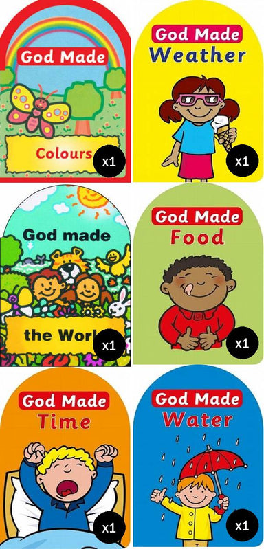Image of God Made Value Pack other